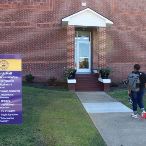 Texas College will use a portion of the funds to finish development of Martin Hall which will assist first generation, low-wealth Black and Hispanic individuals to overcome deficiencies that impinge upon academic and career growth.